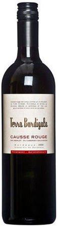 Wino czerwone z odmiany Merlot