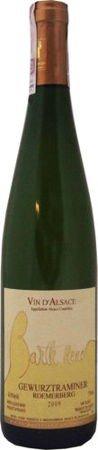 Wino z odmiany Gewurtztraminer