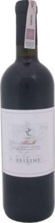 Wino czerwone z odmiany Cinsaut