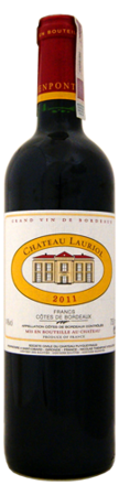 Chateau Lauriol - Cotes de Bordeaux 2012