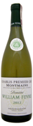 William Fevre Chablis Premier Cru Montmains 2012