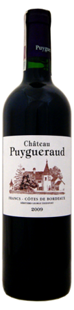 Chateau Puygueraud 2008