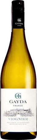 Domaine Gayda Viognier IGP PAYS D'OC 2018