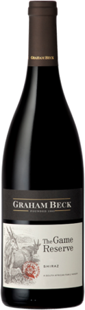 Graham Beck The Game Reserve Shiraz 2014