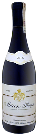 Lamblin Fils Bourgogne  Macon Rouge 2016