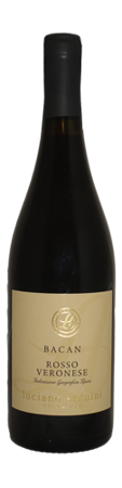 Luciano Arduini Vino Rosso Veronese Igt 2015 Bacan